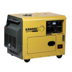 גנרטור דיזל סגור KARNAF 7GFLDEN 6800W